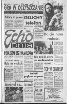 Echo Dnia 1992, R.22, nr 106