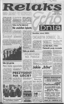 Echo Dnia 1992, R.22, nr 110