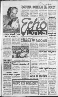 Echo Dnia 1992, R.22, nr 118