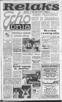 Echo Dnia 1992, R.22, nr 119