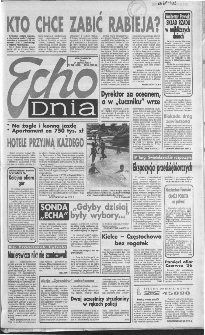 Echo Dnia 1992, R.22, nr 122