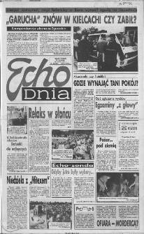 Echo Dnia 1992, R.22, nr 125