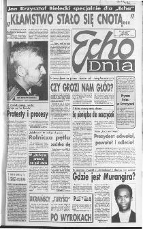 Echo Dnia 1992, R.22, nr 133