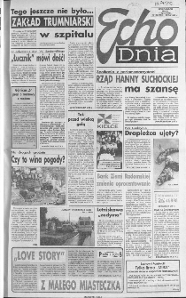 Echo Dnia 1992, R.22, nr 136