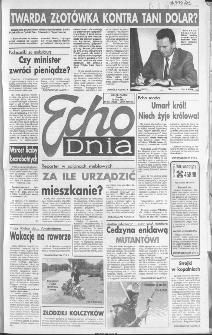 Echo Dnia 1992, R.22, nr 137