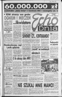 Echo Dnia 1992, R.22, nr 143