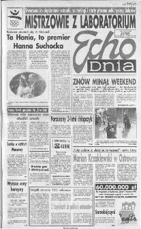 Echo Dnia 1992, R.22, nr 145