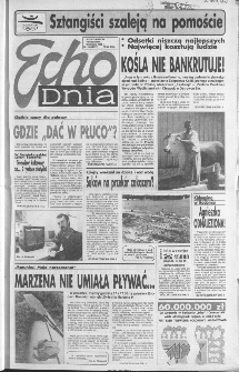 Echo Dnia 1992, R.22, nr 150