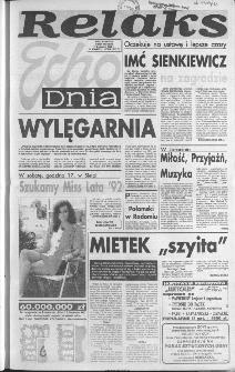 Echo Dnia 1992, R.22, nr 154