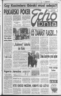Echo Dnia 1992, R.22, nr 158