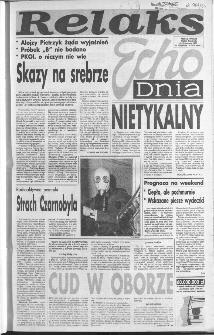 Echo Dnia 1992, R.22, nr 159