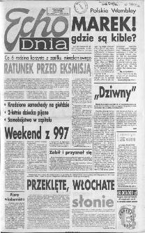 Echo Dnia 1992, R.22, nr 160