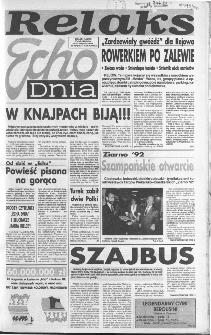 Echo Dnia 1992, R.22, nr 164