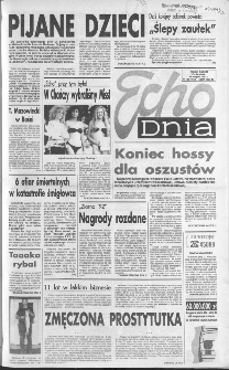 Echo Dnia 1992, R.22, nr 165