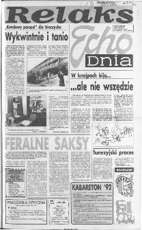 Echo Dnia 1992, R.22, nr 169