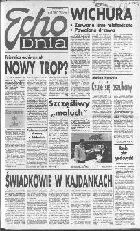 Echo Dnia 1992, R.22, nr 176