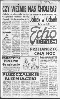 Echo Dnia 1992, R.22, nr 177
