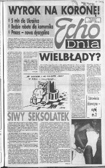 Echo Dnia 1992, R.22, nr 180