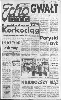 Echo Dnia 1992, R.22, nr 181