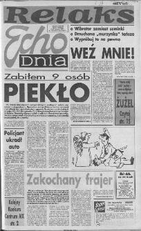 Echo Dnia 1992, R.22, nr 184