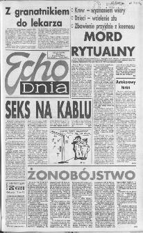 Echo Dnia 1992, R.22, nr 186