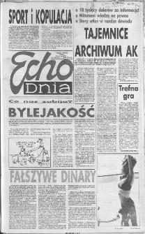 Echo Dnia 1992, R.22, nr 187