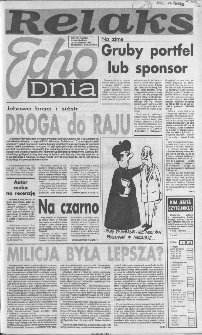 Echo Dnia 1992, R.22, nr 189