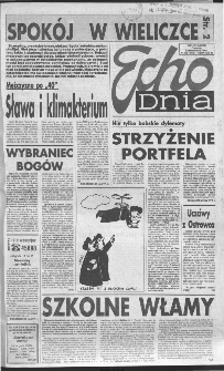Echo Dnia 1992, R.22, nr 198