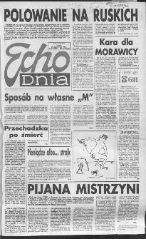 Echo Dnia 1992, R.22, nr 201
