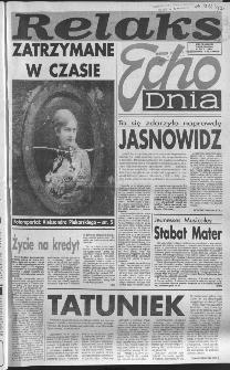Echo Dnia 1992, R.22, nr 214
