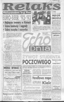 Echo Dnia 1992, R.22, nr 223