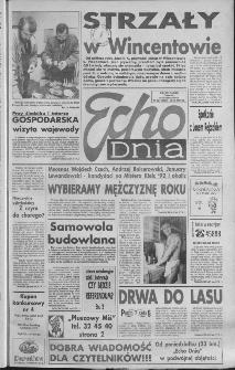 Echo Dnia 1992, R.22, nr 227