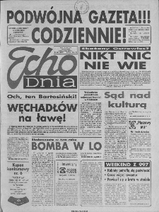 Echo Dnia 1992, R.22, nr 229