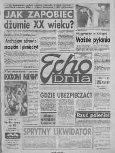 Echo Dnia 1992, R.22, nr 235