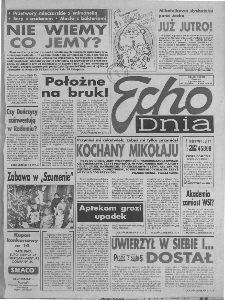 Echo Dnia 1992, R.22, nr 237