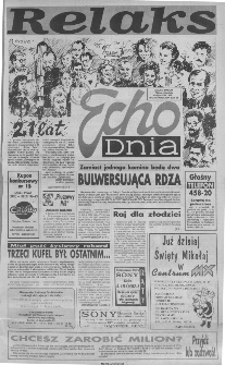 Echo Dnia 1992, R.22, nr 238