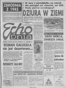 Echo Dnia 1992, R.22, nr 241