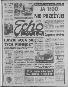 Echo Dnia 1992, R.22, nr 245