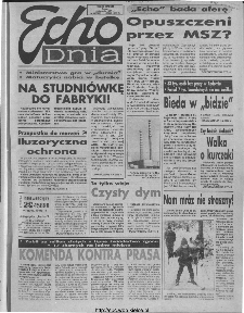 Echo Dnia 1993, R.23, nr 3