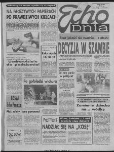 Echo Dnia 1993, R.23, nr 8