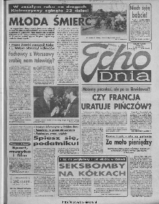 Echo Dnia 1993, R.23, nr 14