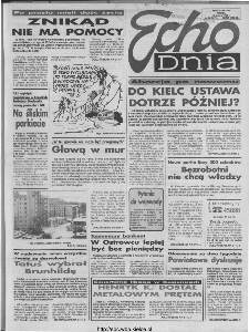 Echo Dnia 1993, R.23, nr 52