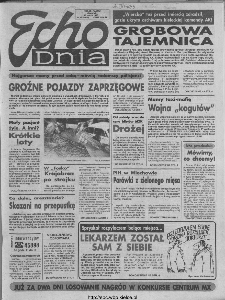 Echo Dnia 1993, R.23, nr 54