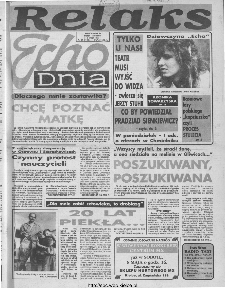 Echo Dnia 1993, R.23, nr 87