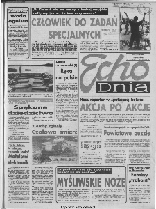 Echo Dnia 1993, R.23, nr 109
