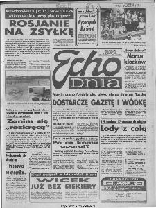 Echo Dnia 1993, R.23, nr 110