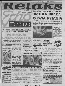 Echo Dnia 1993, R.23, nr 126