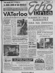 Echo Dnia 1993, R.23, nr 127