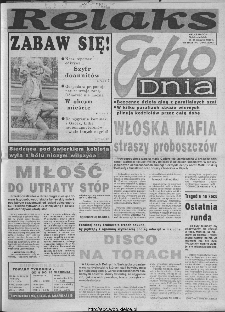 Echo Dnia 1993, R.23, nr 156