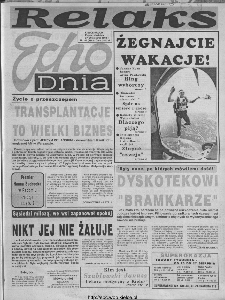 Echo Dnia 1993, R.23, nr 166